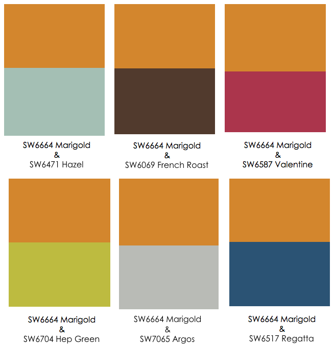 What Color Goes With Orange 28 Images 7 Paint Colors